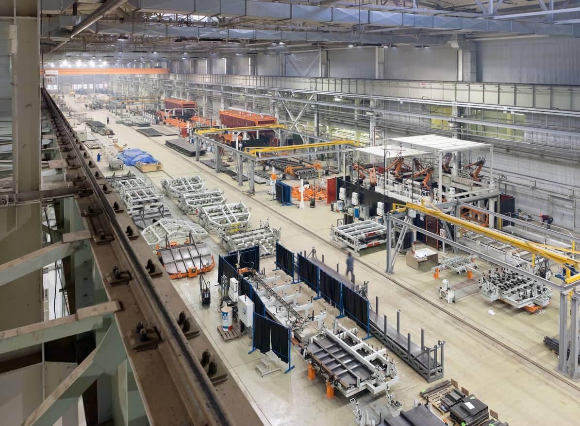 Accidente de munca in fabrici