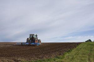 wypadek na farmie w Anglii