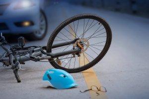 Accident fatal de bicicleta